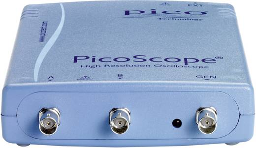 Oszilloskop-Vorsatz pico PicoScope® 4262 5 MHz 2-Kanal 10 MSa/s 16 Mpts 16 Bit Digital-Speicher (DSO), Funktionsgenerator, Spectrum-Analyser