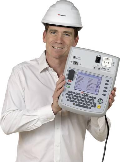 Megger PAT410-DE Gerätetester DIN VDE 0701-0702, BGV A3, EN 62638