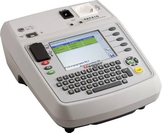 Gerätetester Megger PAT410-DE+SW VDE 0701/0702