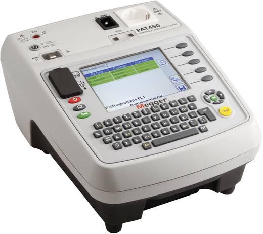 Gerätetester Megger PAT450-FR DIN VDE 0701-0702, BGV A3, EN 62638