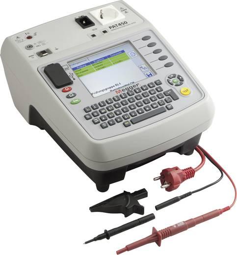 Megger PAT450-DE Gerätetester DIN VDE 0701-0702, BGV A3, EN 62638