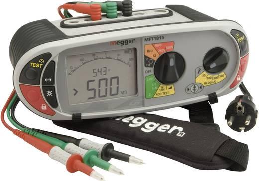 Installationstester Megger MFT1815-SC-DE/NL/EN Messungen nach DIN VDE 0100-600, DIN VDE 0105-100