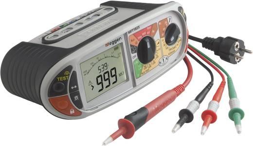 Installationstester Megger MFT1825-SC-DE/NL/EN Messungen nach DIN VDE 0100-600, DIN VDE 0105-100