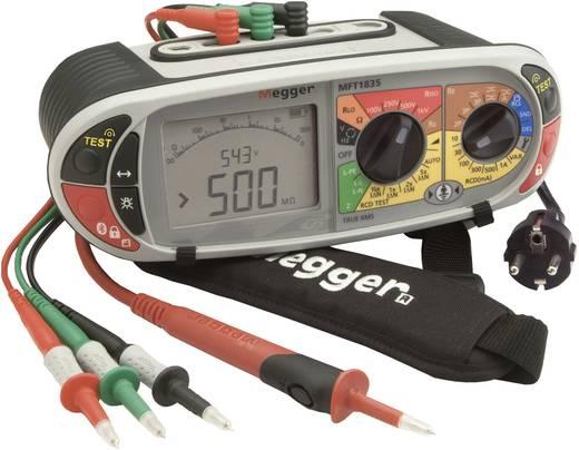 Installationstester Megger MFT1835-DE+SW Messungen nach DIN VDE 0100-600, DIN VDE 0105-100