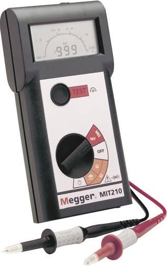 Megger MIT210 Isolationsmessgerät 1000 V 1000 MΩ Kalibriert nach Werksstandard (ohne Zertifikat)