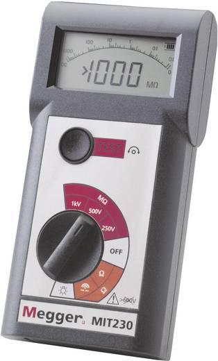 Megger MIT230 Isolationsmessgerät 250 V, 500 V, 1000 V 1000 MΩ Kalibriert nach Werksstandard (ohne Zertifikat)