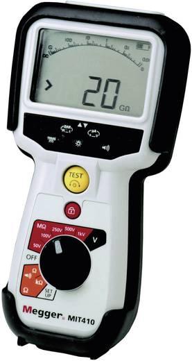 Megger MIT410/2 Isolationsmessgerät, 50 V, 100 V, 250 V, 500 V, 1000 V 0,1 MΩ - 100 GΩ CAT IV / 600 V