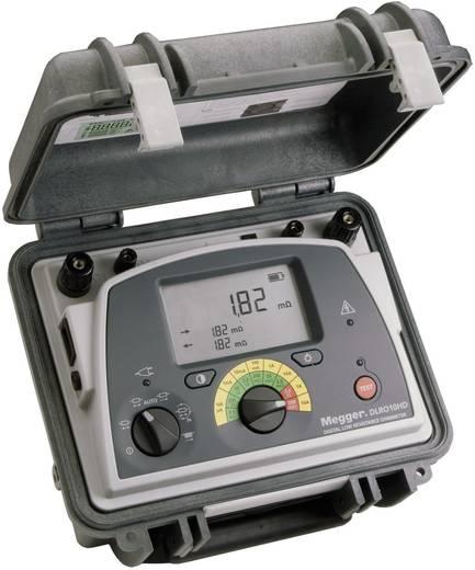 Megger DLRO10HD KC1-TL3-C Ohmmeter Kalibriert nach Werksstandard (ohne Zertifikat)
