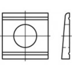 Cale oblique TOOLCRAFT 106732 N/A acier galvanisé 100 pc(s)