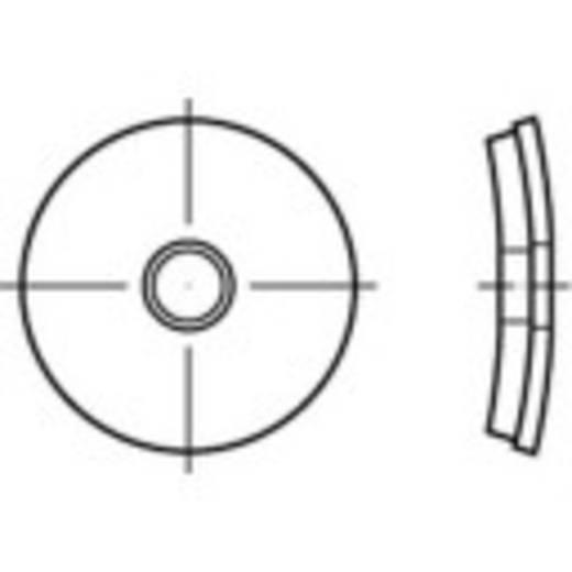 Dichtscheiben Innen-Durchmesser: 25 mm Edelstahl A2 1000 St. TOOLCRAFT 1070021