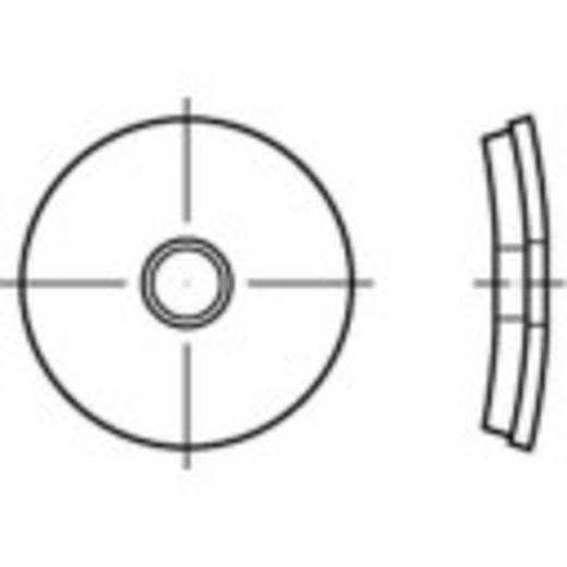 Dichtscheiben Innen-Durchmesser: 29 mm Edelstahl A2 1000 St. TOOLCRAFT 1070022