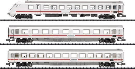 MiniTrix T15081 N 3er-Set Personenwagen IC 2206 der DB AG Grundeinheit