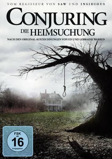 DVD Conjuring - Die Heimsuchung FSK: 16