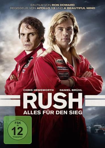 DVD Rush - Alles für den Sieg FSK: 12