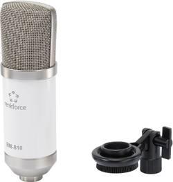 Studiový mikrofon Renkforce BM-810 W