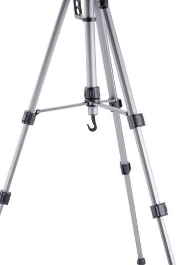 Dreibeinstativ Cullmann 52123 Arbeitshöhe=59 - 151 cm Silber
