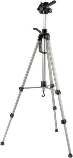 Dreibeinstativ Cullmann 52125 Arbeitshöhe=63 - 165 cm Silber inkl. Tasche