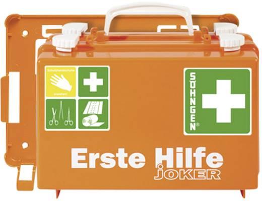 Söhngen 0301239 Erste-Hilfe-Koffer JOKER leer Orange