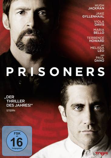 DVD Prisoners FSK: 16