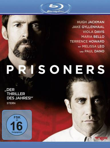 blu-ray Prisoners FSK: 16