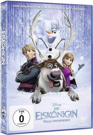 DVD Die Eiskönigin - Völlig unverfroren FSK: 0