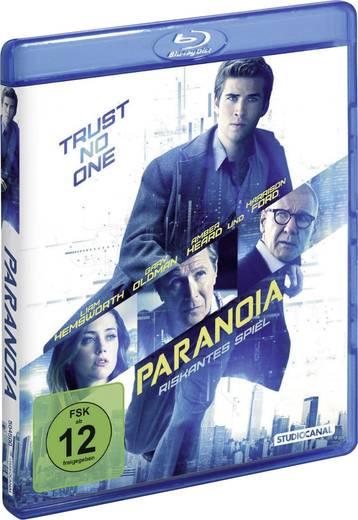 blu-ray Paranoia - Riskantes Spiel FSK: 12