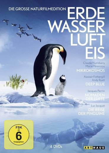 DVD Erde Wasser Luft Eis FSK: 6