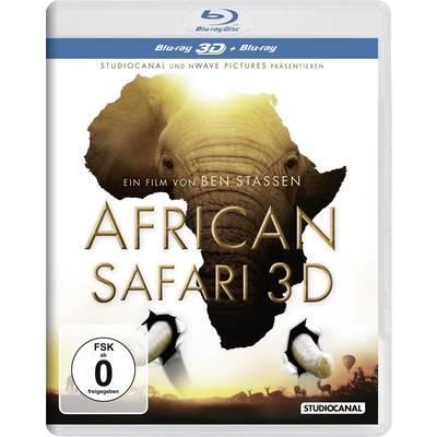 blu-ray African Safari + 2D Blu-ray FSK: 0 Preisvergleich