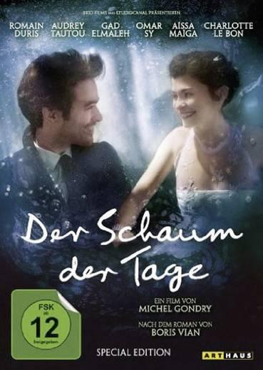 DVD Der Schaum der Tage - Special Edition FSK: 12