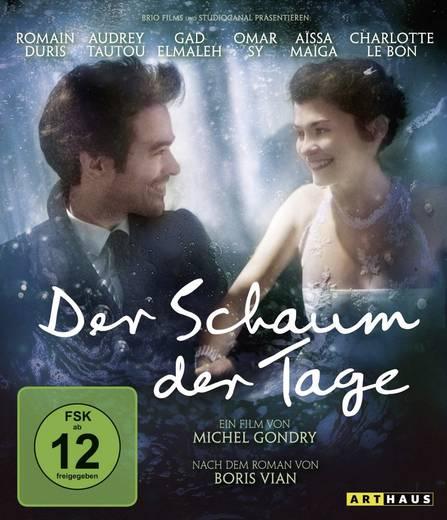 blu-ray Der Schaum der Tage - Special Edition FSK: 12