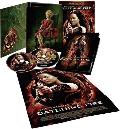 DVD Die Tribute von Panem - Catching Fire (Fan Edition) FSK: 12