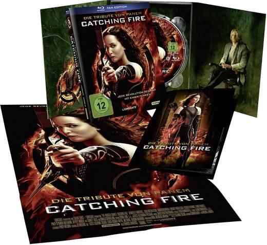 blu-ray Die Tribute von Panem - Catching Fire (Fan Edition) FSK: 12