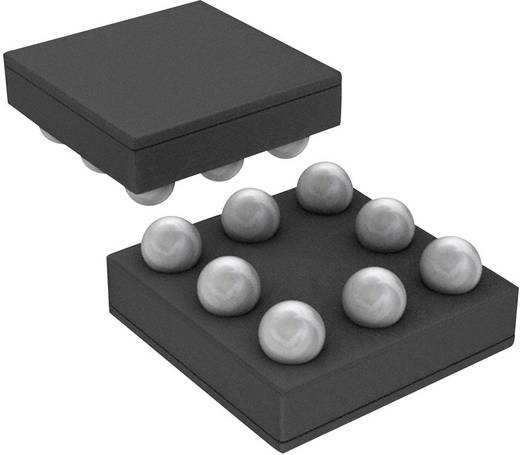 Linear IC - Komparator Texas Instruments LM2903ITLX/NOPB Mehrzweck CMOS, DTL, ECL, MOS, Offener Kollektor, TTL uSMD-8