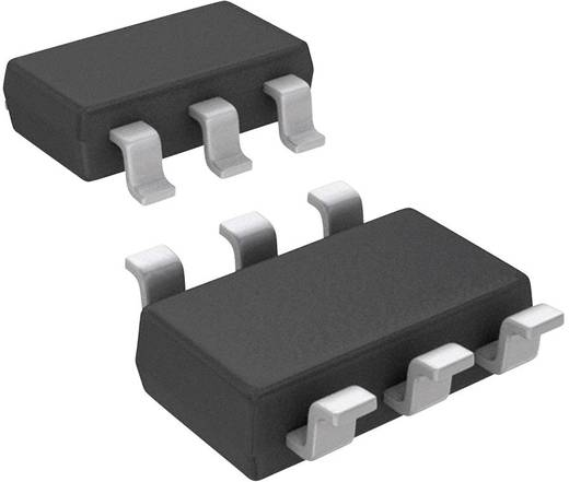 Datenerfassungs-IC - Analog-Digital-Wandler (ADC) Texas Instruments ADC121C027CIMK/NOPB Versorgung TSOT-23-6