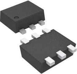 CI logique - Inverseur Texas Instruments SN74LVC2G04DRLR Inverseur 74LVC SOT-6 1 pc(s)