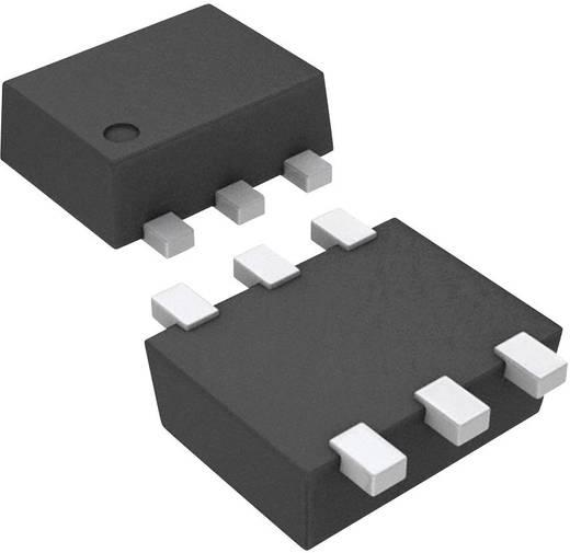Logik IC - Gate und Umrichter - Konfigurierbar Texas Instruments SN74AUP1G97DRLR Asymmetrisch SOT-6