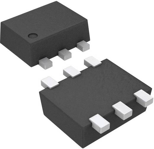 Logik IC - Gate und Umrichter - Konfigurierbar Texas Instruments SN74LVC1G58DRLR Asymmetrisch SOT-6
