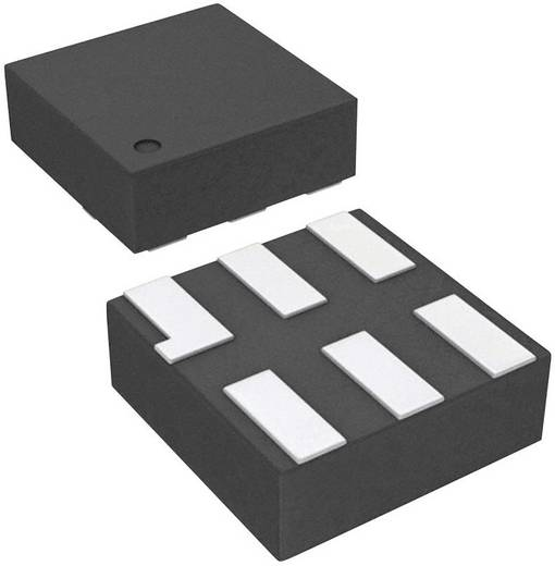 Logik IC - Inverter Texas Instruments SN74LVC1G04DSFR Inverter 74LVC SON-6 (1x1)