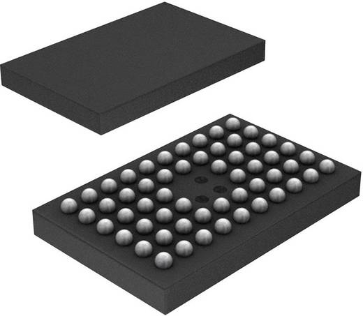 Logik IC - Universal-Bus-Transceiver Texas Instruments SN74VMEH22501AZQLR 74VMEH 8 Bit, 1 Bit zweifach BGA-56