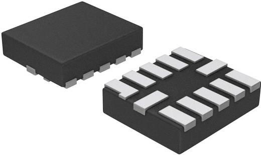 Logik IC - Umsetzer Texas Instruments TXBN0304RUTR Umsetzer, bidirektional UQFN-12 (1.7x2)