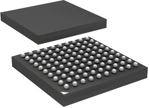 Microchip Technology ATSAM4SD16CA-CU Embedded-Mikrocontroller TFBGA-100 (9x9) 32-Bit 120 MHz Anzahl I/O 79