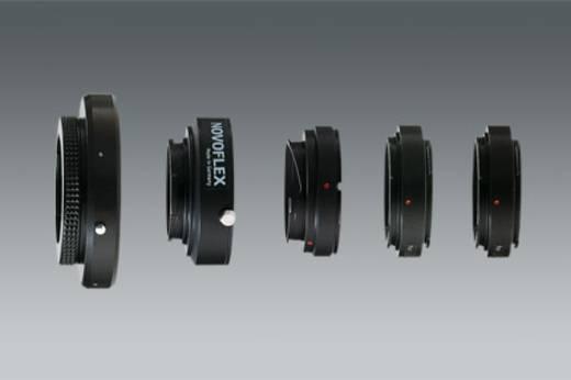 Objektivadapter Novoflex Adaptateur objectif Canon sur boîtier Leica M