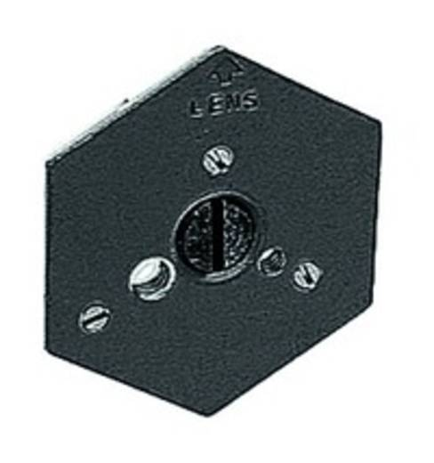 Manfrotto Kameraplatte, flache Schraube 3/8 130-38