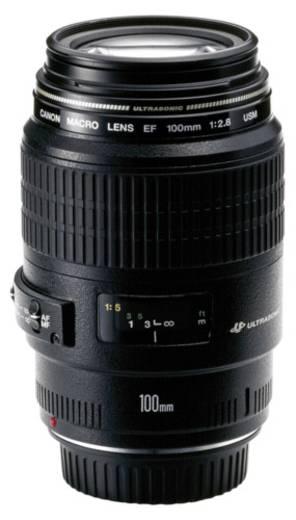 Makro-Objektiv Canon USM 2,8/100 Macro