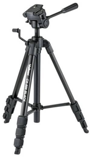 Dreibeinstativ Velbon CX-888 Arbeitshöhe=46 - 145 cm Schwarz