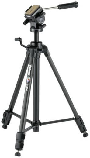 Dreibeinstativ Velbon C-500 schwarz Arbeitshöhe=60 - 152 cm