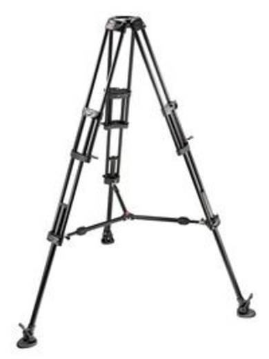 Dreibeinstativ Manfrotto 545B Arbeitshöhe=30 - 154 cm Schwarz