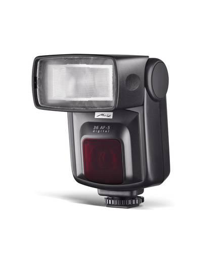 Aufsteckblitz Metz 36 AF 5 Passend für=Nikon Leitzahl bei ISO 100/50 mm=30