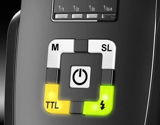 Aufsteckblitz Metz 44 AF 1 Olympus/Panasonic Passend für=Olympus, Panasonic Leitzahl bei ISO 100/50 mm=32