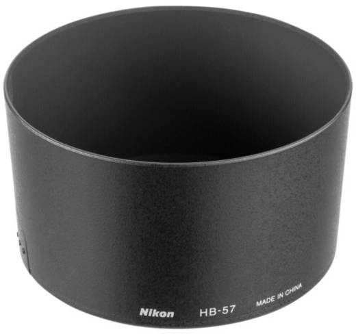 Nikon HB-57 zonnekap Gegenlichtblende
